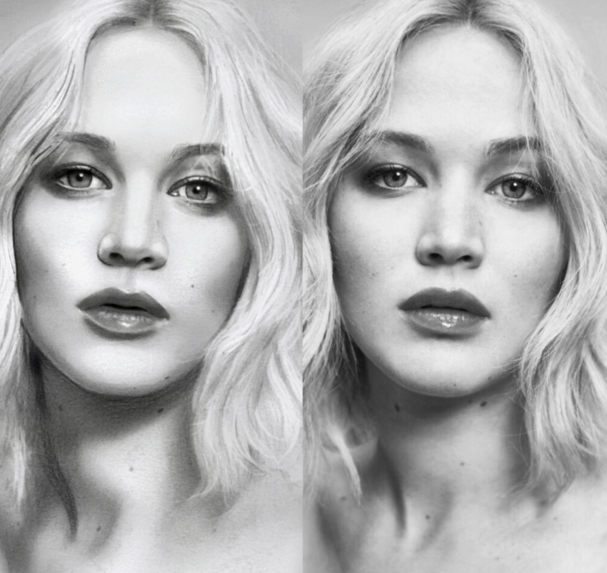 Jennifer Lawrence by mika86